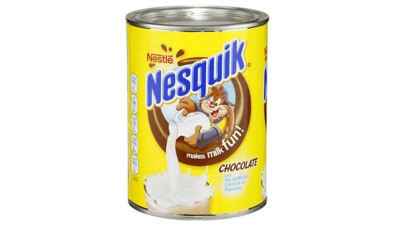Nesquik Health Star Rating